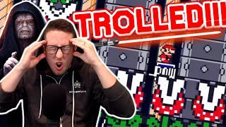 This TROLL Level Is Based On STAR WARS....AND IT'S AMAZING!!!