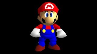 Super Mario 64 Gameplay #2 From the Start