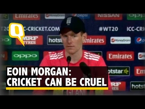 Eoin Morgan: Cricket Can be Cruel Sometimes