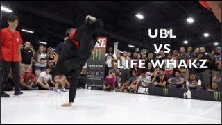 UBL Vs Life Whakz   Finals   Hit The Breaks 2016   Pro Breaking Tour   BNC