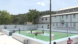 VIDEO: Haiti - Minis Finance Marie Carmelle Jean-Marie - Gouvenman Lakay ou La Gonave