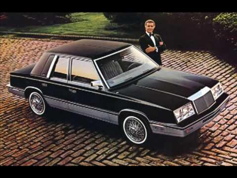 Chrysler Lebaron history 1980~1995 - YouTube