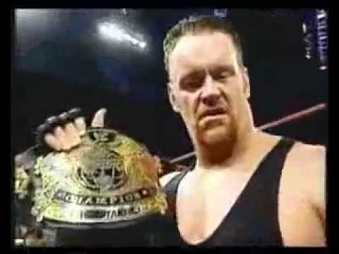 WWE Undertaker Entrance Theme - Rollin Rollin