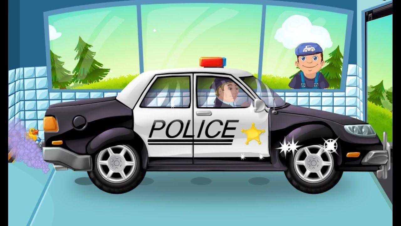 машинки cars полицейские ловят преступников играть самому бесплатно