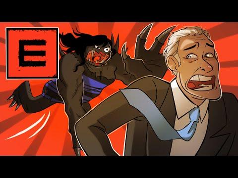Monster Lewinsky (evolve) video