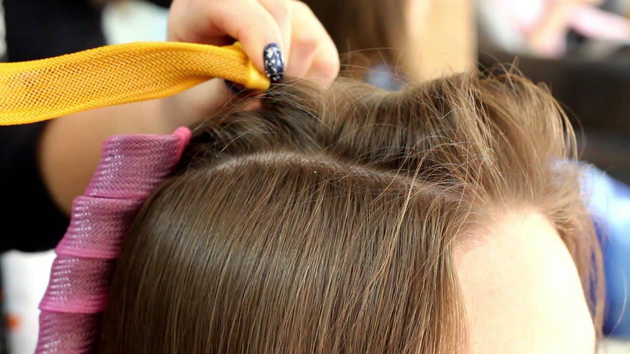 Как сделать жгуты на волосах в домашних условиях