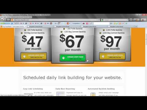 Dripable.com Review - Drip Feed System - Build Backlinks