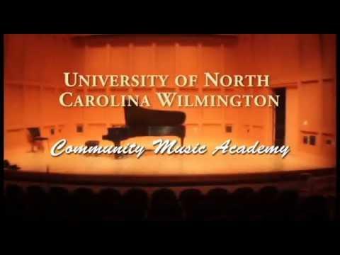 Community Music Academy at The University of North Carolina Wilmington