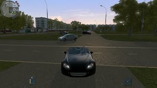 City Car Driving 1.4.1 Honda S2000 [Drift]