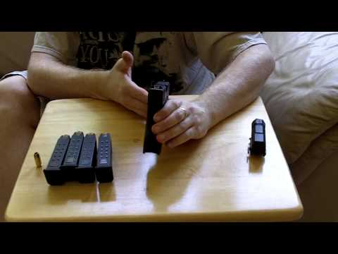 Glock 23 Gen 4 pre shoot review