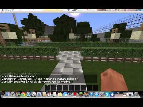 Servidor Bukkit de Minecraft 1.5.2 No premium Sin Hamachi 24/7 PVP 0% LAG