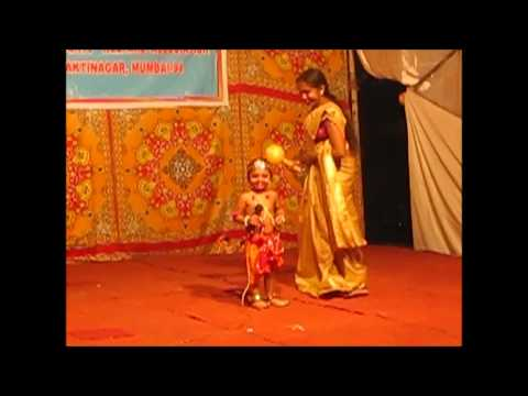 Bal Hanuman - Aaditya Kasare Performing First Time At The Age Of Two. Happy Republic Day video