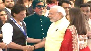 Shahrukh Khan, Amitabh Bachchan meets Narendra Modi | Bollywood Celebs with Narendra Modi