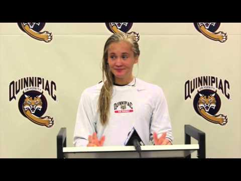 QU Women's Ice Hockey Post-Game Comments of ECAC Quarterfinals Game 2 vs Princeton (Feb 28, 2015)