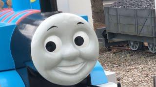 Thomas Sodor Railway, Duncan Roller Coaster Ride Thomas & Friends Theme Park Thomas Land