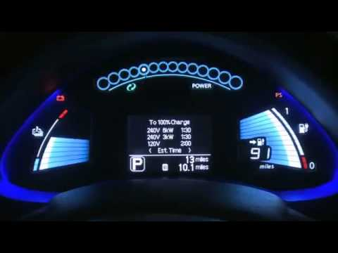 2016 Nissan Leaf Video