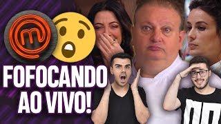 LIVE: JACQUIN NÃO GOSTA DA HEAVEN DO MASTERCHEF PROFISSIONAIS?! | Virou Festa