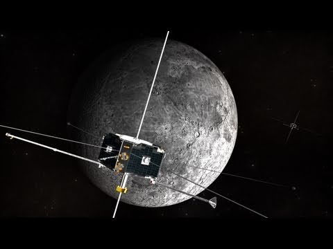 NASA | ARTEMIS Orbits Magnetic Moon