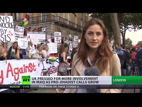 Aid or Arm? UK pressed to stand up more strongly to ISIS in Iraq