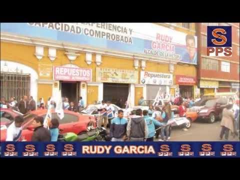 RUDY GARCÍA UN LÍDER EN LA VICTORIA!!