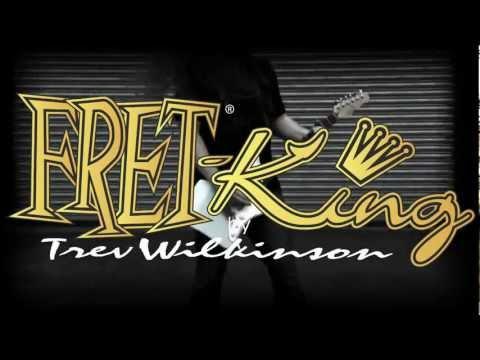 Fret-King Black Label Series