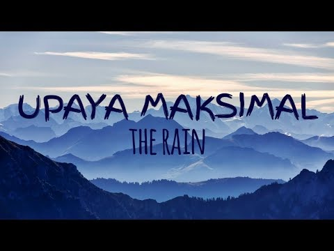 Download The Rain-Upaya MaksimalLirycs Mp4 baru