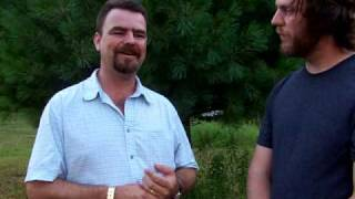 Grey Fox Bluegrass 2010: Rob McCoury Interview