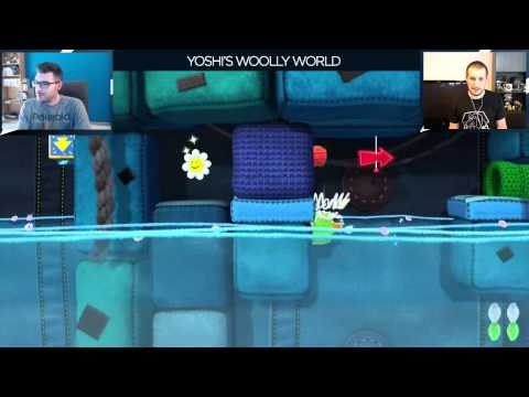 Yoshi's Woolly World - Everyeye.it Live Streaming