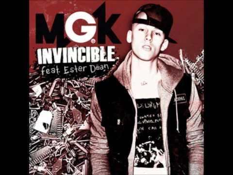 Machine Gun Kelly Ft. Ester Dean - Invincible (instrumental) video