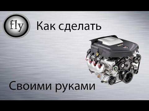 Двигатель 12 вольт своими руками