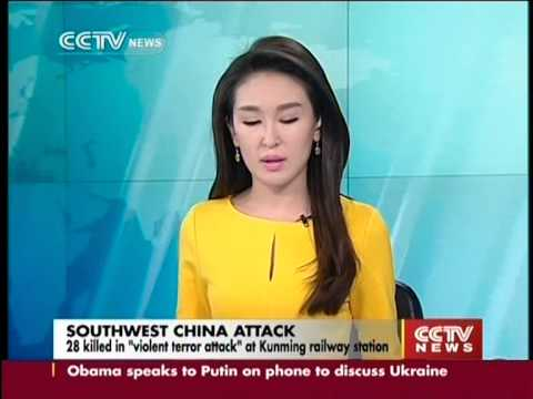 South China Attack:Xi Jinping urges authorities in Kunming to arrest terrorists