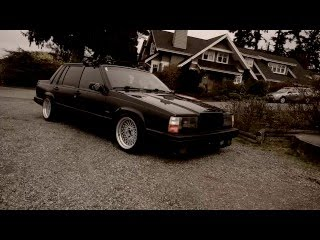 1989 Volvo 740 Turbo