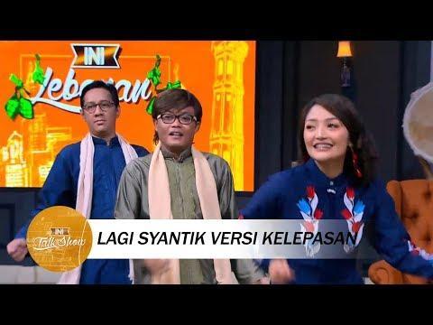 Goyang Lagi Syantik Paling Gila Versi Fans Rahasia Siti Badriah thumbnail