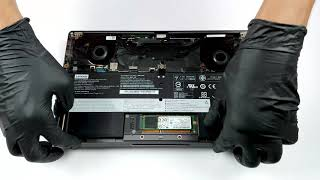 Lenovo Ideapad S940 - disassembly and upgrade options