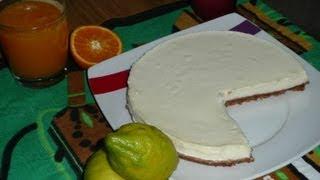 Cooking | Tarta de queso fácil sin gelatina | Tarta de queso facil sin gelatina