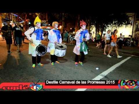 Desfile Carnaval de las Promesas 2015