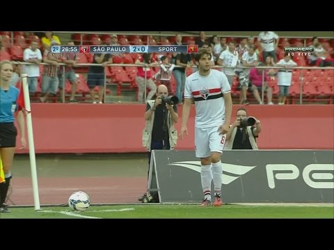 Ricardo Kaká Vs Sport (07 09 14) Hd 720p By Yan video