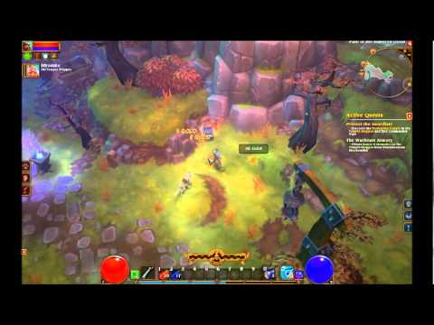 Torchlight 2 Beta Gameplay