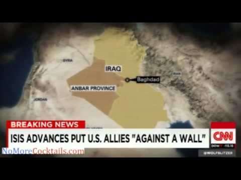 ISIS has Iraqi forces in Anbar province