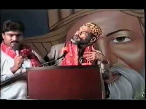 Shakir Shujabadi Live Stage Poetry (saraiki Mushaira) Part 1 video