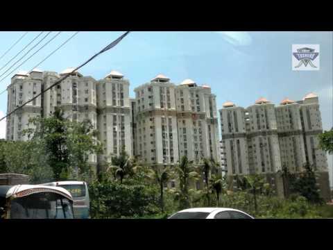 Booming Indian City of Kochi, Kerala