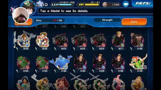 Kingdom Hearts Union χ [Cross] part 8 boss