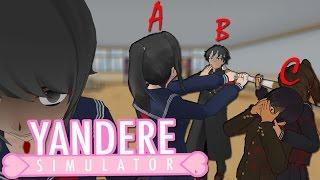 ALPHABET KILLER CHALLENGE | Yandere Simulator