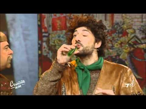 Crozza Alive 2010 – Puntata integrale (4) 16/07/2011