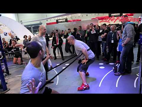 FIBO 2013: Highlights from Life Fitness