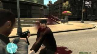 GTA IV Contagium: More Infected! Zombie mod v1.2 by Molotov NOT MY MOD