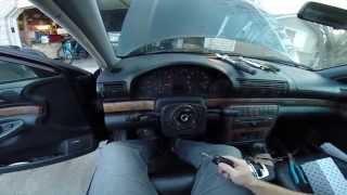 Audi A4 B5 LightSwitch