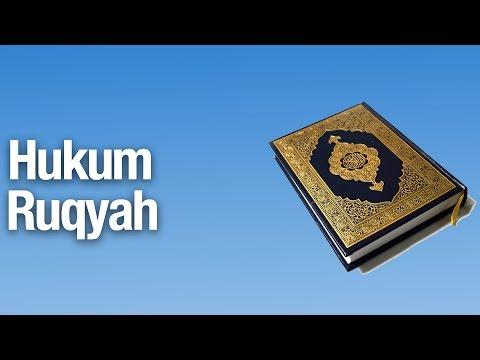 Hukum Ruqyah - Ustadz Zakaria Ahmad