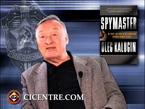 Spymaster by KGB General Oleg Kalugin