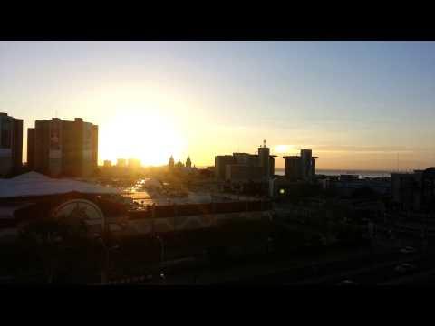 Amanecer en Maracaibo